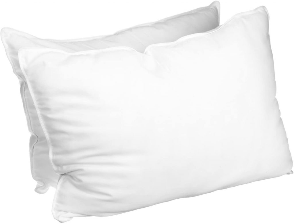 What Type Of Pillow is Best For Stomach Sleepers