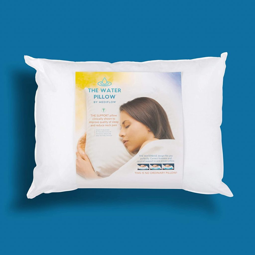 What Is The Best Type Of Pillow For Neck Pain
